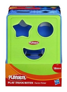 Playskool Cubo De Formas Playskool Cubo De Formas Tk225