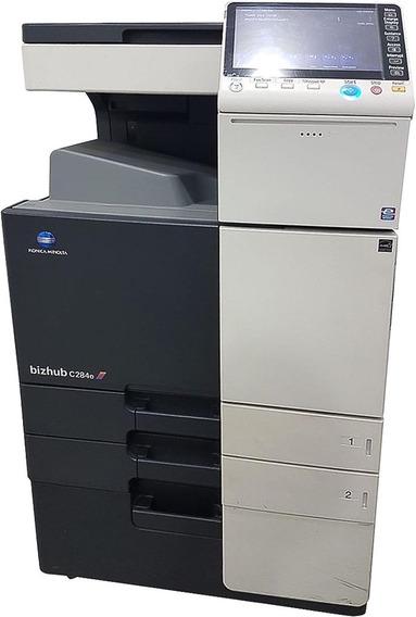 Impressora Digital Laser Konica Minolta C284e