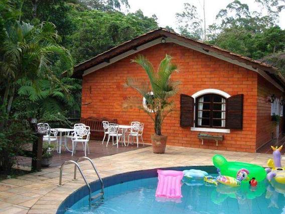 Chácara Com 2 Dorms, Aldeinha, São Lourenço Da Serra - R$ 1.35 Mi, Cod: 1623 - A1623