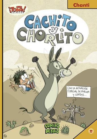 Comic: Cachito Y Chorlito (colección ¡toing!)