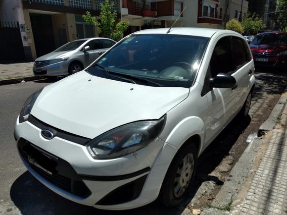 Ford Fiesta One Edge Plus 1,6 5 Puertas Año 2012