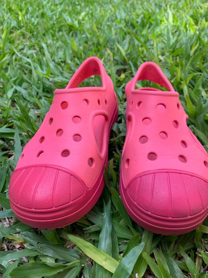Crocs Super Originales Nena Traídas De Usa