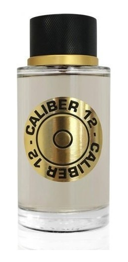 Caliber 12 Jeanne Arthes Eau De Toilette Masculino/100 Ml