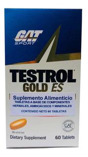 Testrol Gold-es 60 Tabletas Gat.