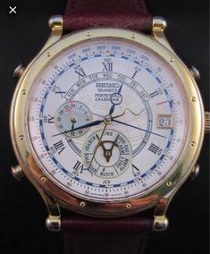 Relógio Seiko Quartz Perpetual Calendar