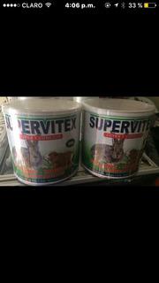 Supervitex Conejos Cuyes Tarro Vitaminas 500gr