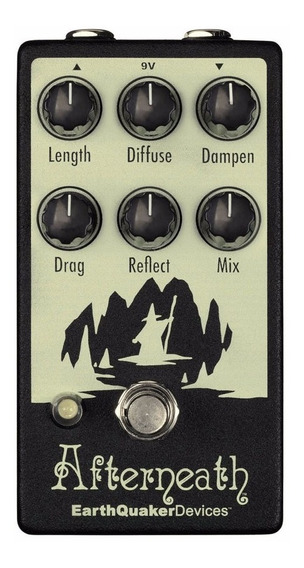 Afterneath Otherworldy Reverb V2 Earthquaker Devices