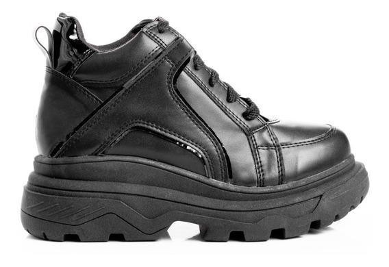 Zapatillas Mujer Plataformas Zapatos Sneakers Urbanas Moda