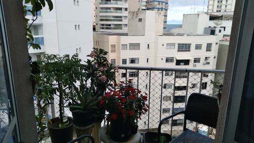 Apartamento Em Centro, Guarapari/es De 80m² 3 Quartos À Venda Por R$ 260.000,00 - Ap1013853