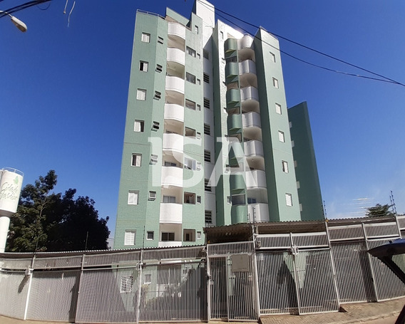 Imóvel Locação,edifício Cidade Jardim,jardim Simus ,sorocaba,próximo A Avenida General Carneiro ,apartamento Com 98 M², 3 Dormitórios Sendo 1 Suite, S - Ap02031 - 34129566