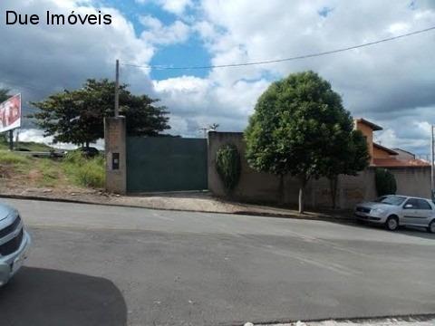 Terreno Comercial Com Planta Aprovado Para 8 Apartamentos - Tr00616 - 3310007