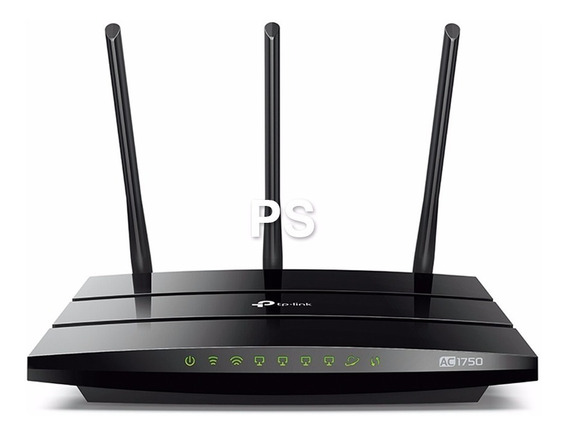 Router Wifi Ac1750 Gigabite Dual Band Archer C7 Martinez