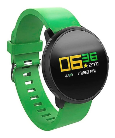 Smart Watch Reloj Inteligente Lenovo Hw10 Touch Oled