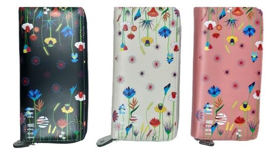 Billetera De Mujer Diferentes Diseños /678 2 X3unidades