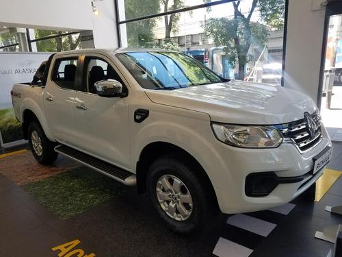 Renault Alaskan 2.3 Bit 16v Intens Mt 4x4 Tasa 0% (mb)