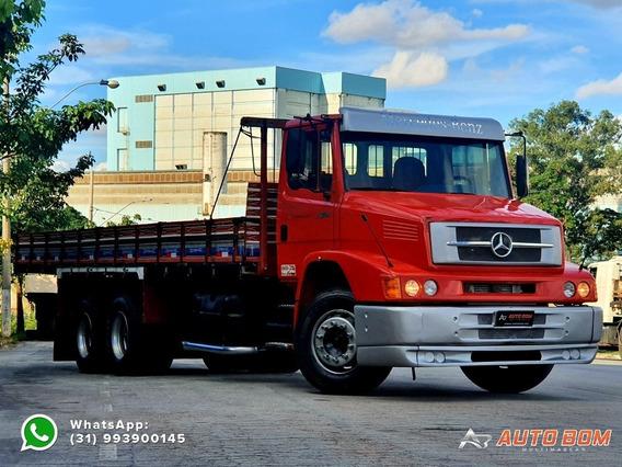 Mercedes Benz 1620 L 6x2 2001 Mb Truck Carroceria