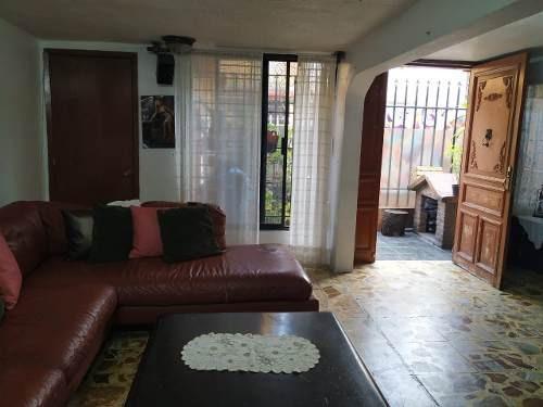 Amplia Casa En Ctm Culhuacán A Excelente Precio