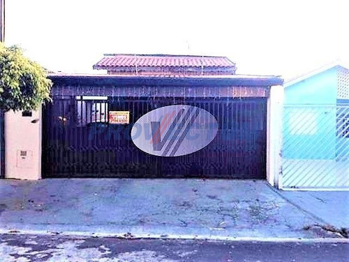 Casa À Venda Em Jardim San Diego - Ca214626
