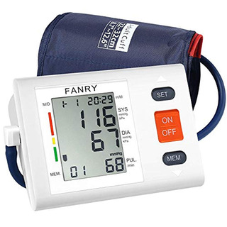 Fanry Blood Pressure Monitor Automatic Digital Blood Pressur