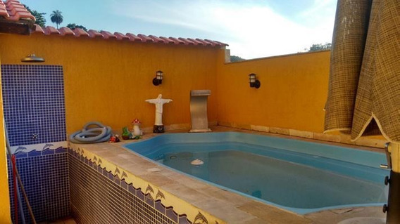 Casa Em Fonseca, Niterói/rj De 167m² 4 Quartos À Venda Por R$ 470.000,00 - Ca318443