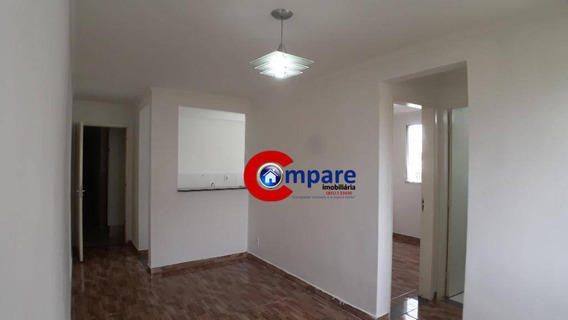 Otimo Apartamento Mobiliado Integrante Do Condomínio Residencial Parque Bem Viver. - Ap8037