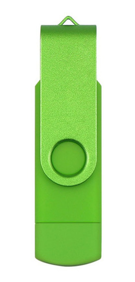 Dispositivos De Armazenamento Usb Otg 64gb Verde