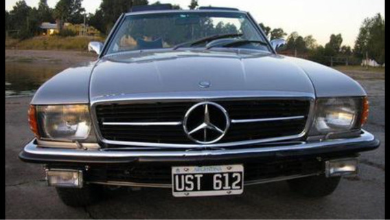 Mercedes Benz Sl 350 Doble Techo