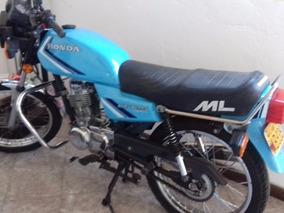 Honda Cg 125 Antiga
