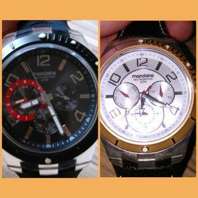 02 Relógios Mondaine Multifunção - Torrando!!!