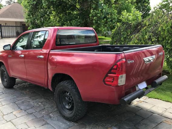 Toyota Hilux 4x4 2016 Petrolera