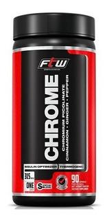 Chrome - Cromo + Gengibre + Canela + Pimenta - Ftw