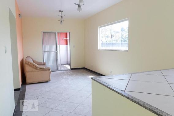 Apartamento No 3º Andar Com 2 Dormitórios E 1 Garagem - Id: 892980267 - 280267