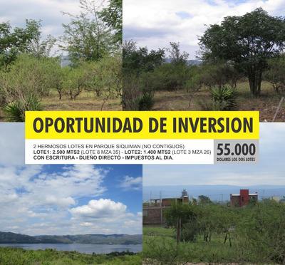 Oportunidad Unica 2x1