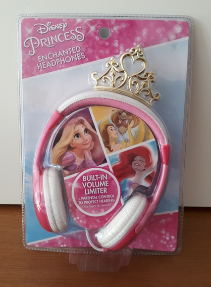Headphone Princesas - Original E Importado