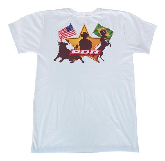 Camiseta Pbr Country Cowboy Peão Bull Ryder