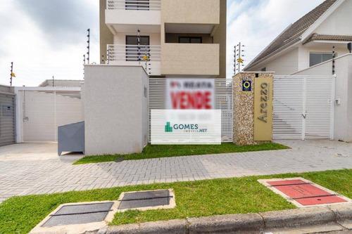 Imagem 1 de 30 de Apartamento Com 2 Dormitórios À Venda, 60 M² Por R$ 275.000,00 - Novo Mundo - Curitiba/pr - Ap0276
