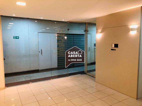 Sala Para Alugar, 120 M² Por R$ 2.000,00/mês - Petrópolis - Natal/rn - Sa0001