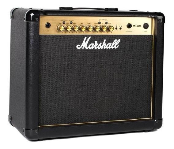 Amplificador Guitarra Marshall 30w Mg30gfx