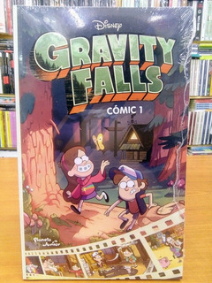 Gravity Falls. Comic 1