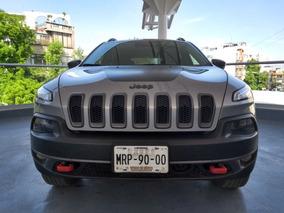 Jeep Cherokee 3.3l Trailhawk At 2016