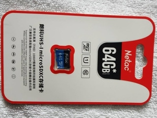10 Micro Card Memoria 64 Gb ....oportunidade Pra Revenda