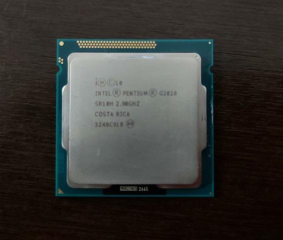 Processador Intel Pentium G2020 Lga 1155 2,9ghz Oem