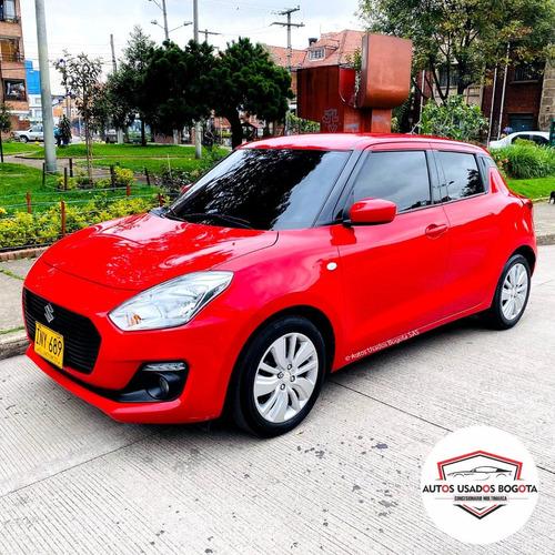 Suzuki Swift [4] Gl At 1200cc 5p 2ab Abs Modelo 2019