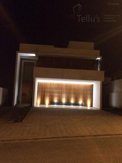 Casa Para Venda, Alphaville Nova Esplanada I, Sorocaba - Ca1038