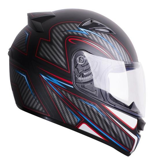 Capacete Moto Ebf Fechado Eox Extreme Tam 56