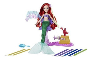 Salon Royal Ribbon De Hasbro Disney Princess Ariel