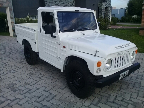 Suzuki Lj 81 Pick Up