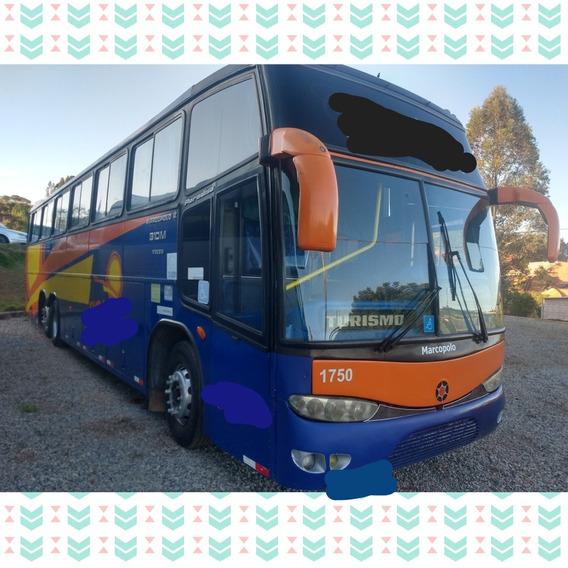 Onibus Volvo 50 Lug Paradiso Otimo Estad