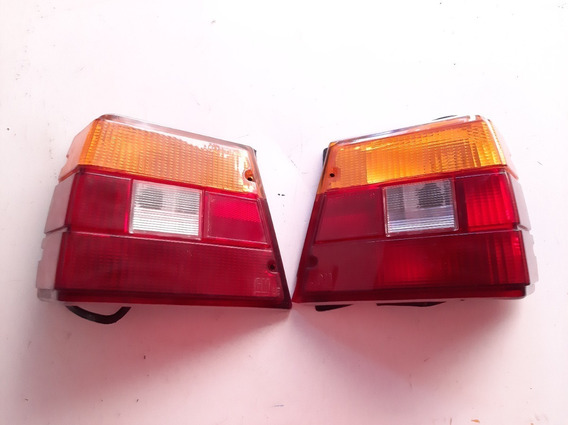 Par Lanterna Tras. Caravan 85/92 Cibie Gm C/logo C/detalhe