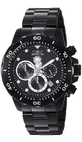 Reloj Invicta Garfield 25149 Character Limited Edition Black